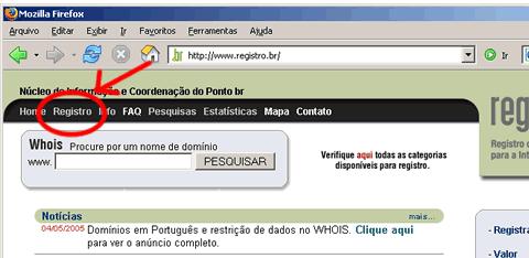 imagem1 Como criar um ID no registro.br