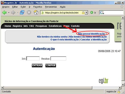 imagem2 Como criar um ID no registro.br