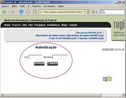 imagem7 Como criar um ID no registro.br